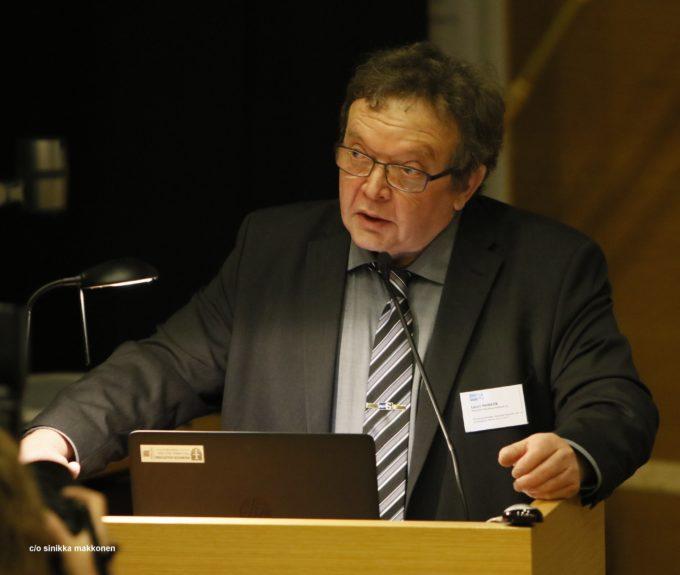 Antti Heikkilä Reuma