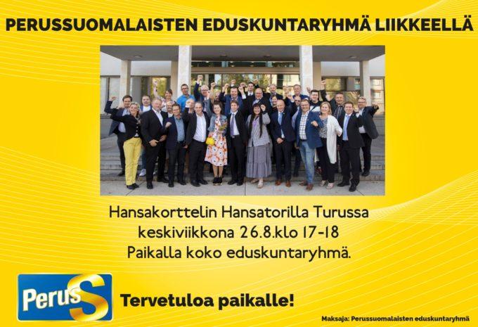 Varsinais-Suomen Perussuomalaiset